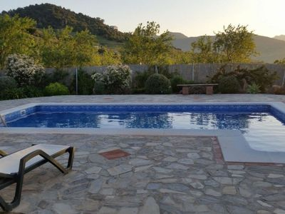Photo for House in the center of El Gastor with Internet, Air conditioning, Washing machine (673464)