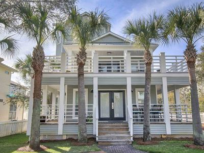 Photo for Head Down to Kokomo ~Beautiful Beach Home in Destin w/ Private Pool and Grill!