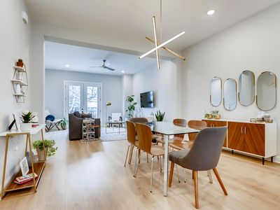 Photo for New!  Downtown Mid Century Modern Townhome