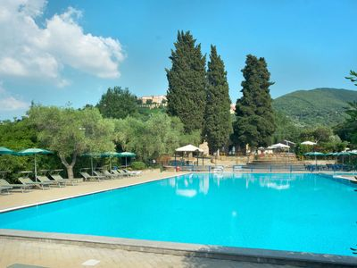 Photo for Vacation home Camping Village Il Fontino (SNO125) in Scarlino - 5 persons, 2 bedrooms