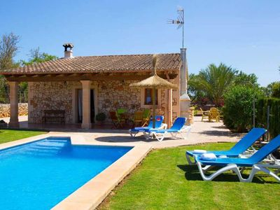 Photo for Finca Estefan near Santa Margalida in Mallorca - Finca Estefan