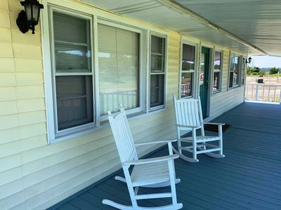 Photo for -WATERFRONT -Cottage on the ICW -PETS OK-Fishing and Boating steps away.