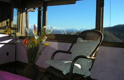 Photo for Fabulous rural house in Sierra de Francia. Picturesque village. Mountain View