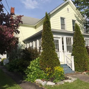 Charming Clayton village home- a half a block from  River & Antique Boat Museum