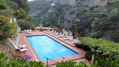 Photo for CICLAMINO - HOLIDAY COTTAGE - ATRANI - AMALFI COAST