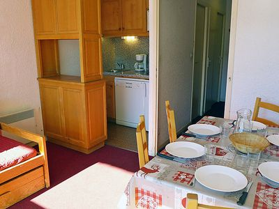 Photo for Apartment Le Lac du Lou in Val Thorens - 6 persons, 1 bedrooms