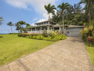 Photo for Large Beachfront Anini Home!The Best Water Sports & Fun for the Family! TVR 5078