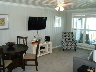 Family Room of the4 2BR