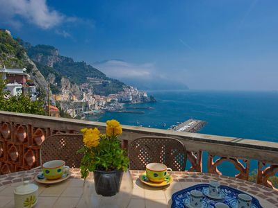 Photo for 2BR Apartment Vacation Rental in Amalfi