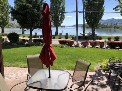 Photo for LAKEFRONT  townhouse  family complex, popular  wine country and the best golfing