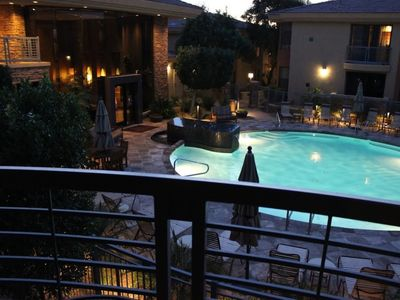Photo for Central Location poolside condo in N. Scottsdale