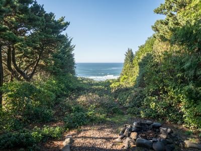 Photo for Beautiful Ocean View Cottage at Beverly Beach