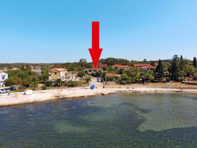 Photo for Apartment Gojtan (NVG350) in Novigrad (Istra) - 5 persons, 1 bedrooms