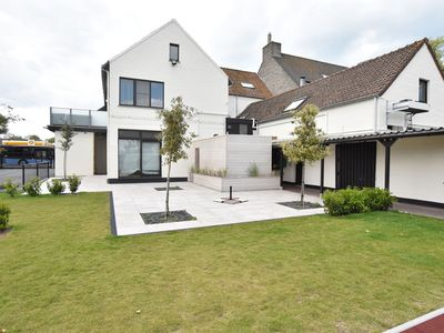 Photo for Graceful Apartment in De Panne with Garden
