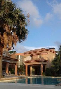 Photo for Beautiful villa of 370 m2 near Valencia for 11 people