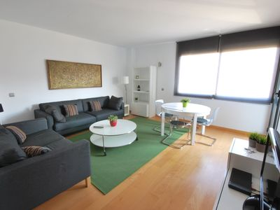 Photo for Beach and Pool apartment