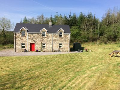 Photo for Stone Cottage in Peaceful country Setting.