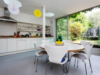 Photo for Vibrant family home close to sought-after Notting Hill & Kensington (veeve)