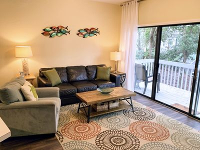 Photo for Come 'Sea-Esta!' Renovated, Spotless 2BR ~  Kid & Dog Friendly, WIFI