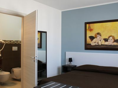 Photo for Borgo Aranci - Apartment in Villa Orchidea - 12A WITH SHARED POOL & JACUZZI