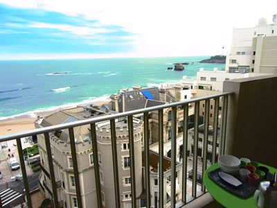 Photo for T3 BIARRITZ CITY CENTER - OCEAN VIEW