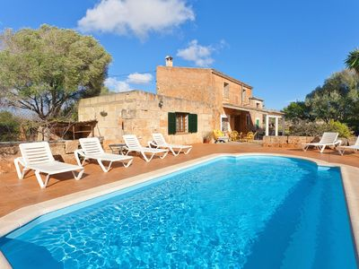 Photo for Finca Es Figueral - with private swimming pool