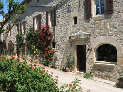 Photo for Domaine du Barsac - Rental large cottage Ardèche for 15 people