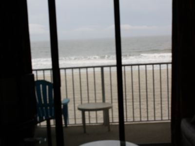 Photo for OCEAN FRONT 2 BEDROOM 2 BATH