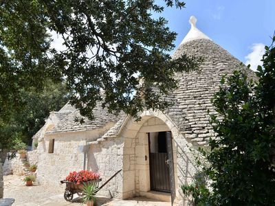 Photo for EXECUTIVE APULIA ESTATE: TRULLI,  VILLA, SWIMMING POOL and OUTDOOR JACUZZI