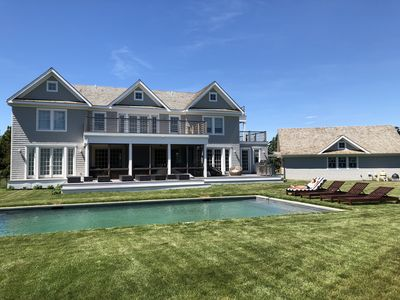 Photo for *Brand New* Beach House w Bayviews in WHB Estate Section