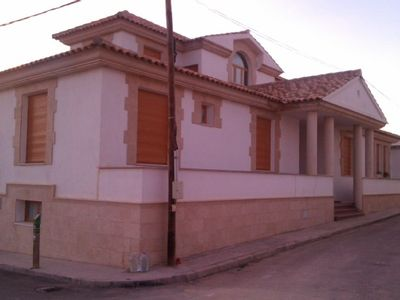 Photo for Rural house (full rental) In a Place de la Mancha ... for 11 people
