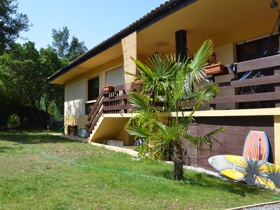 Photo for Nice apartment T3 between beach and forest