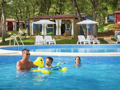 Comfortable cottage with two bathrooms, at 13 km. from Umag