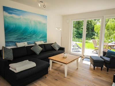 Photo for Holiday beach villa Augustusbad 05