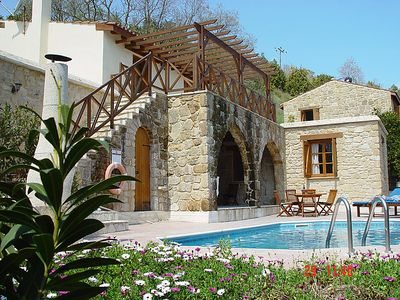 Photo for Vacation home VALENCIA VILLA  in Miliou, Akamas Peninsula - 6 persons, 3 bedrooms