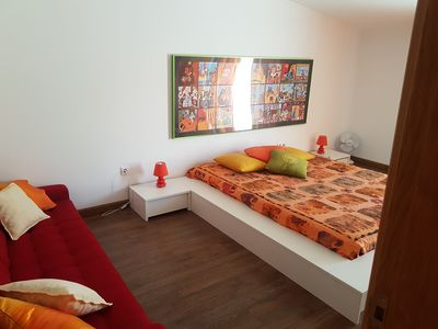 Photo for Apartment in quiet area, near the river and the sea.