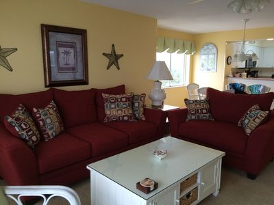 Photo for Beautiful home away from home! Oceanfront, 4 bdrm/3bath, beautiful decor