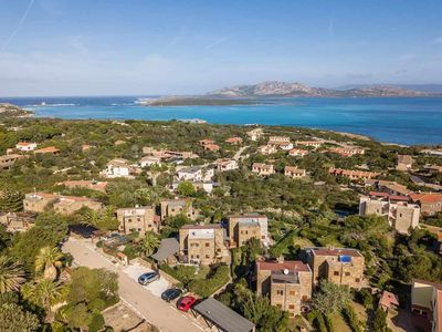 Photo for CASA LENTISCHIO: large holiday home with breathtaking sea view, 7 people