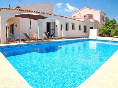 Photo for Vacation home Casa Ricarlos (CLP264) in Calpe/Calp - 7 persons, 3 bedrooms