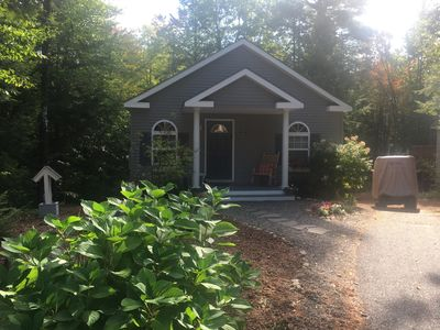Photo for 2BR House Vacation Rental in Casco, Maine