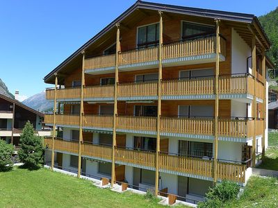 Photo for Apartment in the center of Zermatt with Internet, Lift, Balcony (49561)