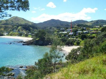 Waitete Bay, Colville, Waikato, New Zealand