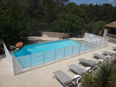 Photo for Villa and greenery in Nimes