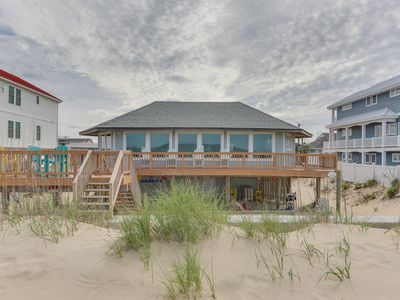 Photo for Tropical Paradise with panoramic ocean views right on the beach! Sleeps 12