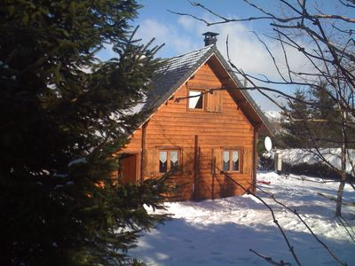 Photo for CHALET 70 m2 - 6 PERS - close MONT DORE / SUPER BESSE - 1000 m2 of closed ground