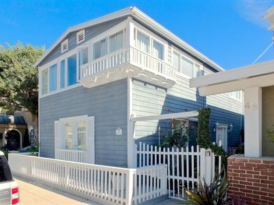 Photo for Beautiful Home, Prime Location/Large Windows/Beach Community Near Belmont Shore