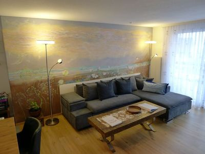 Photo for Apartment in the center of Emmetten with Internet, Parking, Garden, Balcony (453277)