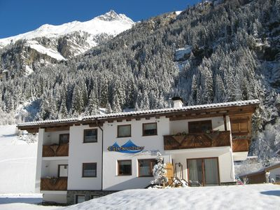 Photo for 3BR Apartment Vacation Rental in St. Leonhard i. Pitztal, Tirol