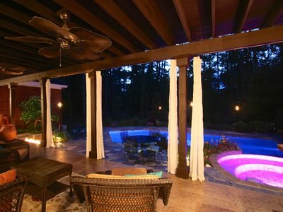 Photo for Available Year Round! Enjoy the Pool and Hot Tub and Outdoor Living!