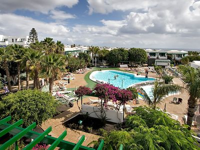 Photo for One bedroom Apartment, sleeps 3 in Puerto del Carmen with Pool